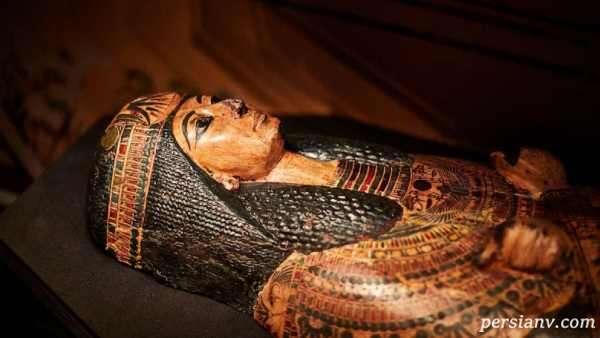 ویدئو حیرت انگیز از بازسازی صدای مومیایی ۳۰۰۰ ساله