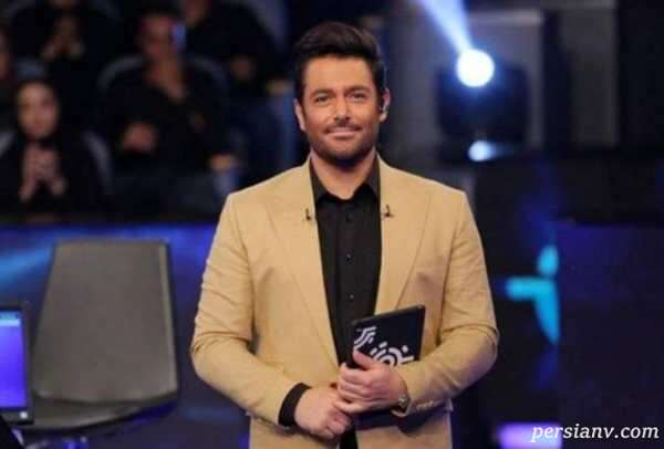 تعجب رضا گلزار از شنیدن صدای یک شرکت کننده در مسابقه هفت خان