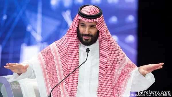 مجری تلویزیون عربستان