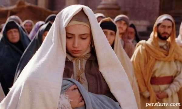 جالبترین خاطرات شبنم قلی خانی از سریال مریم مقدس