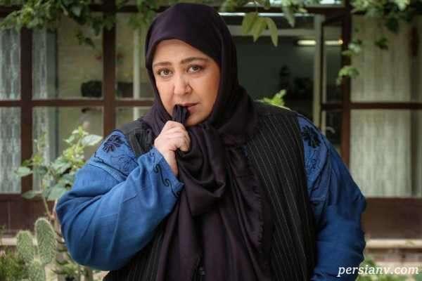 شهره لرستانی بازیگر زن در شکل و شمایل مردان مختلف
