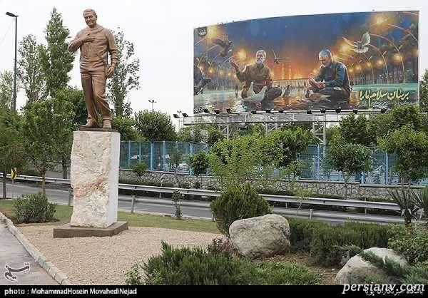 بزرگراه شهید سلیمانی