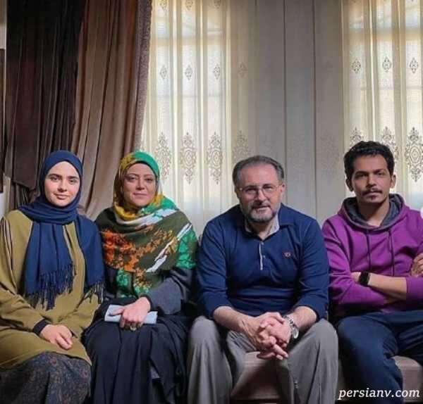 بازیگران سریال ماه رمضانی