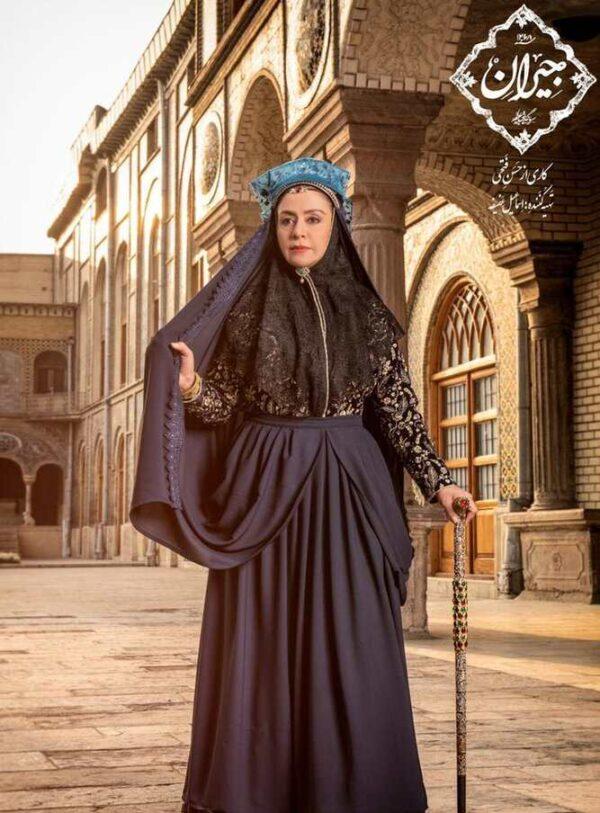 مریلا زارعی در جیران