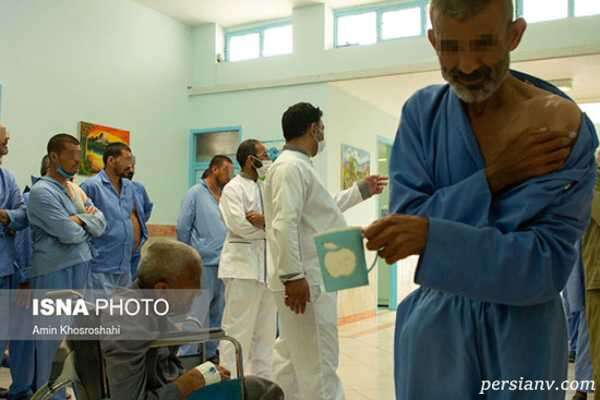 واکسیناسیون بیماران