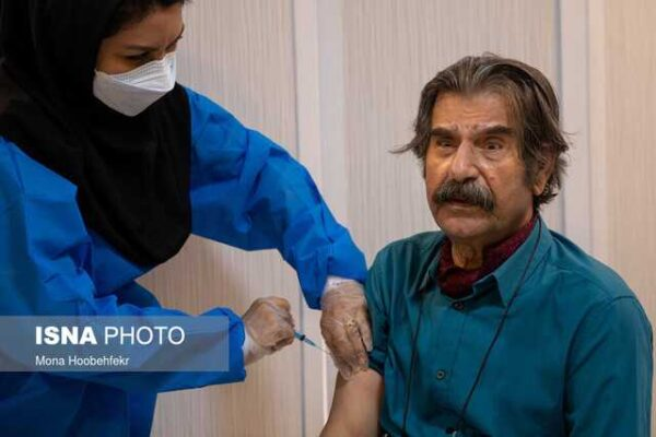 واکسن هنرمندان پیشکسوت