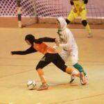 بزن و بکوب دختران آبادانی در لیگ برتر فوتسال زنان در برزیل ایران