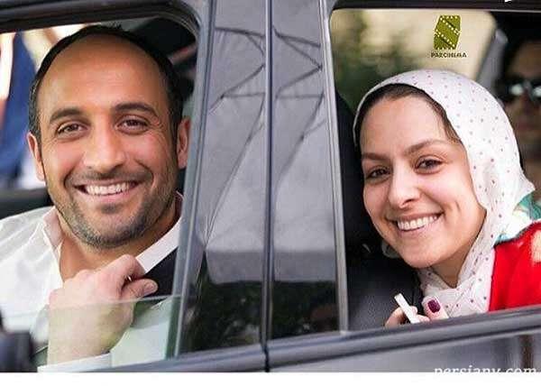 تصویر جدید مارال بنی آدم بازیگر هم گناه و دخترش عسل