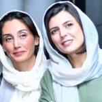 تصاویری از بازیگران زن بدون عمل زیبایی در سینمای ایران