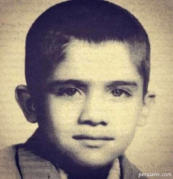 کودکی عابدزاده