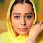 بغض و گریه سانیا سالاری بازیگر سریال دلدادگان در یک برنامه تلویزیونی