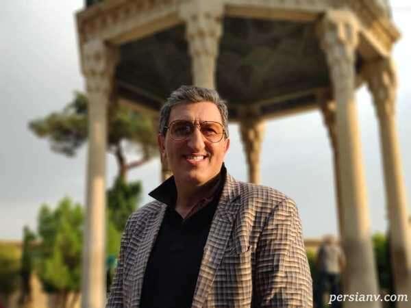 یوسف صیادی بازیگر طنز تصویر دختر زیبایش رها را منتشر کرد