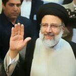 هواداران ابراهیم رئیسی ، رییس جمهوری منتخب جشن پیروزی گرفتند