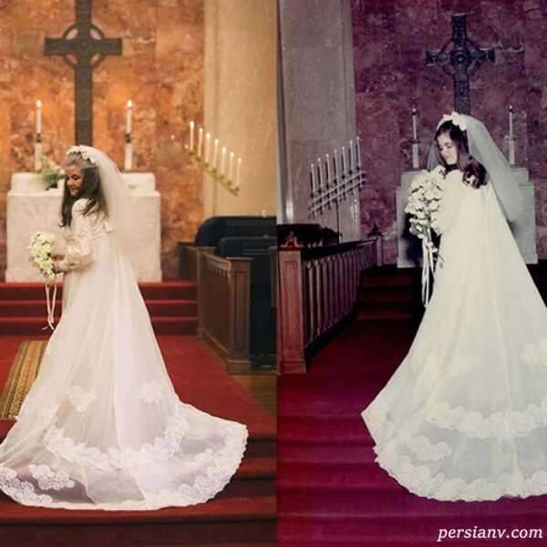 سالگرد عروسی بعد 50سال