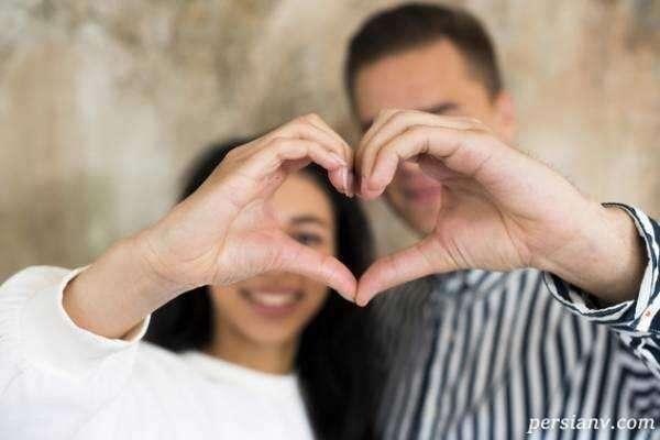 عشق در افراد