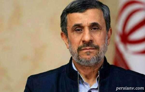 توضیحات جنجالی احمدی نژاد درباره «هاله نور» برای اولین بار