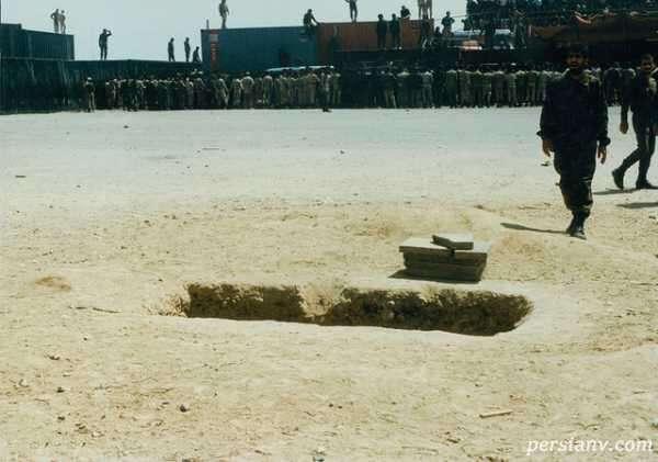 مراسم تشییع امام خمینی