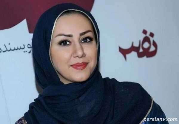 دابسمش زیبای مریم وطن پور مجری تلویزیون با آهنگ روزبه نعمت الهی
