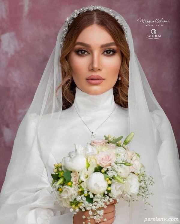 مراسم عروسی متین ستوده