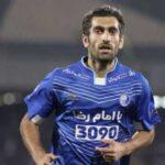 سورپرایز جشن تولد مجتبی جباری فوتبالیست از طرف همسر و پسرانش