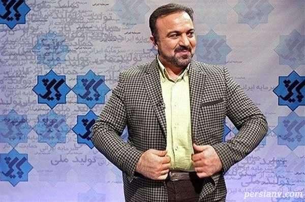 مصاحبه جالب با مرتضی حیدری مجری انتخابات قبل از آغاز مناظره دوم