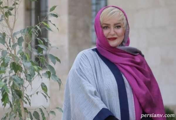 نادیا نظام دوست خواهر بازیگر معروف عکس پسرش را منتشر کرد