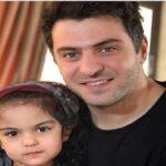 عکس جالب محیا اسناوندی با خواهر زاده علی ضیا