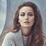 عکس جدید فخریه اوجن برای تبلیغات یک برند آرایشی
