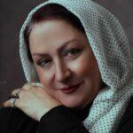 عکس قدیمی مریم امیرجلالی در کنار مرحوم حمیده خیرآبادی