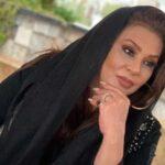 عکس کیک تولد نسرین مقانلو در جشن تولد ۵۳سالگی اش