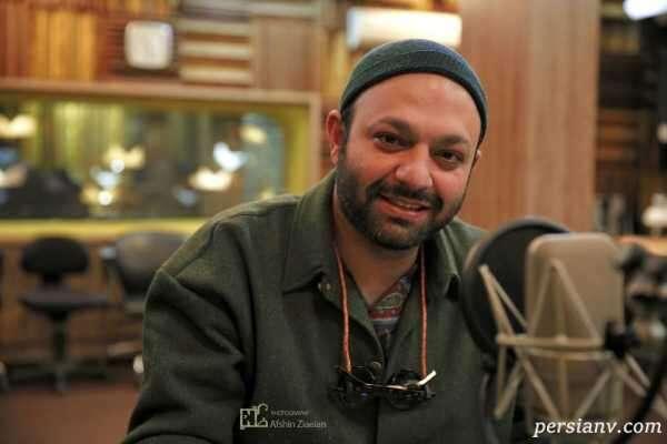 گالری نقاشی صابر ابر بازیگر سریال قورباغه