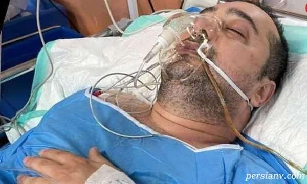 عمل جراحی سپند امیرسلیمانی