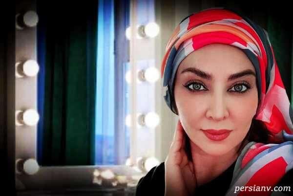 توضیحات فقیهه سلطانی بازیگر زن ایرانی در مورد آواز خوانی اش