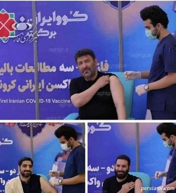 مداحان معروف داوطلب