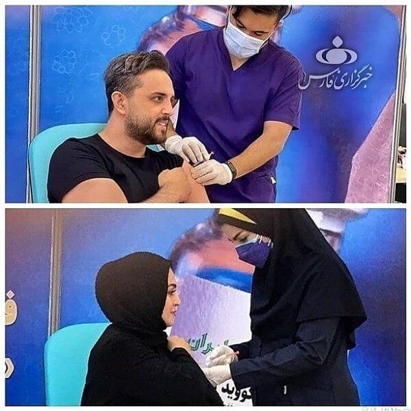 حامی واکسن ایرانی