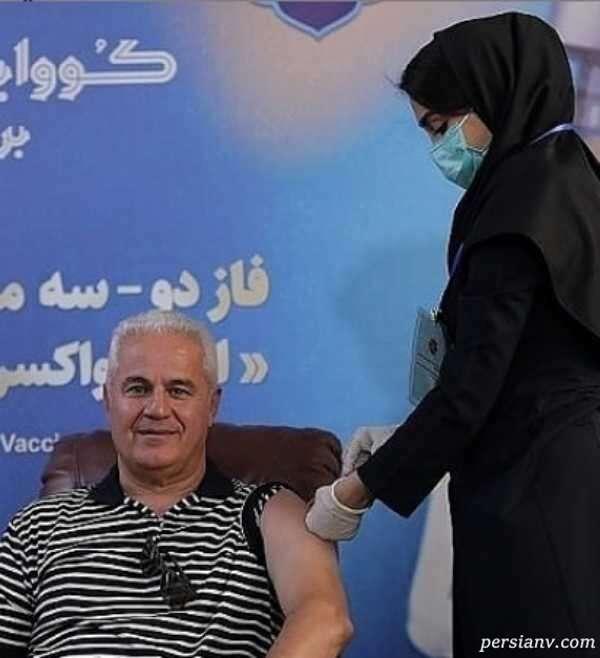 داوطلبان واکسن ایرانی