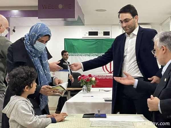 رای های شیک و خاص در انتخابات ریاست جمهوری ۱۴۰۰