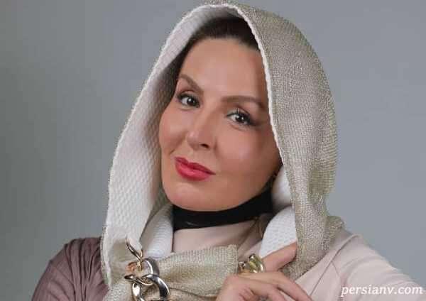 سرقت از خانه آزیتا ترکاشوند بازیگر زن سریال گاندو