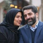 مجری تلویزیون ژیلا صادقی و همسرش داوطلب واکسن ایرانی