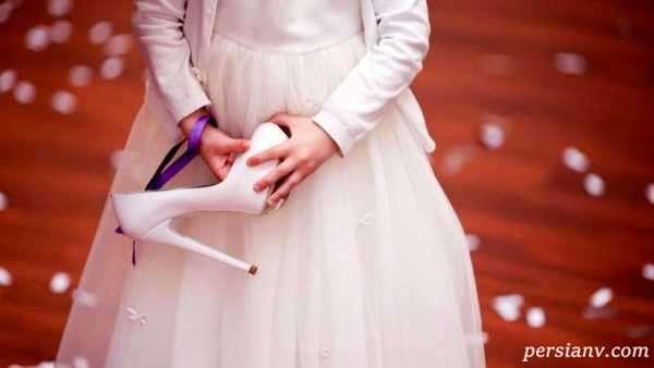 مراسم جشن عروسی پسر ۱۱ ساله عراقی که سوژه شد