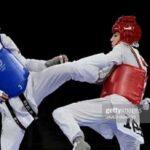 ویدیو از بازی ناهید کیانی و کیمیا علیزاده در المپیک ۲۰۲۰ توکیو