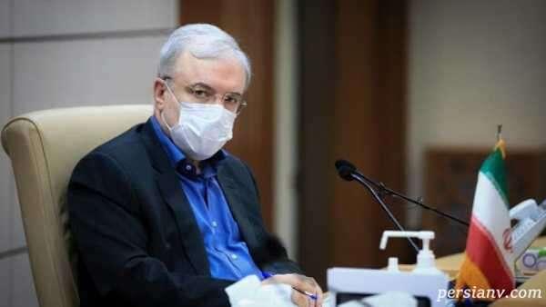 توجیه درگیری وزیر بهداشت با نماینده زاهداناز زبان نمکی