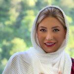 آرزوی خوشگل فریبا نادری بازیگر برای همه ما ها ؛ به امید محقق شدن !