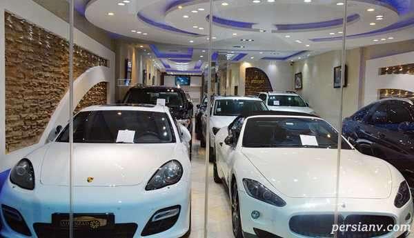 مالیات خودروهای لوکس