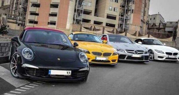 جدول مالیات خودروهای لوکس که مالکان آنها باید پرداخت کنند