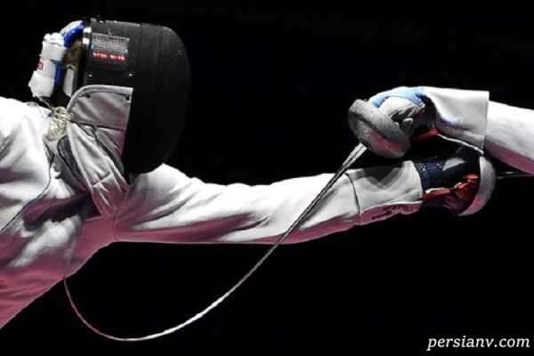 خواستگاری مربی از شاگردش در شمشیربازی المپیک توکیو