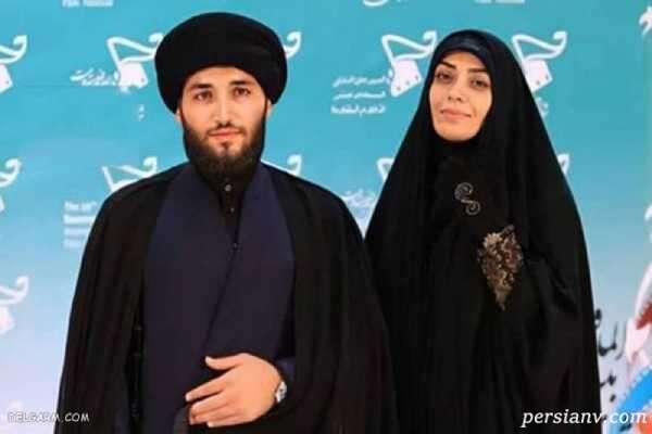 همسر روحانی بازیگر