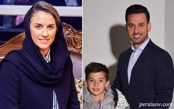 صحبت های نیلوفر اردلان همسر سابق مهدی توتونچی با مرحوم آزاده نامداری از زندگی شخصی اش