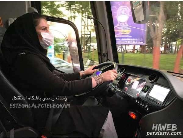 اتوبوس استقلالی ها