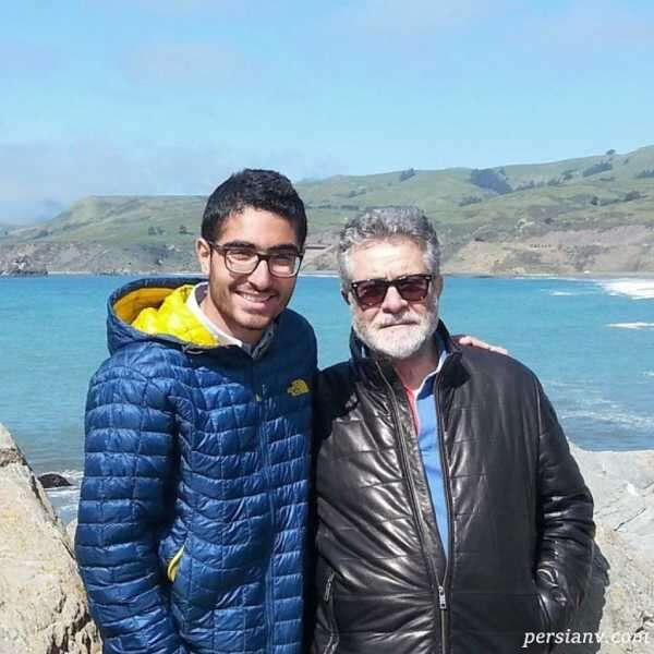 پسر خسرو آواز ایران و بهروز وثوقی